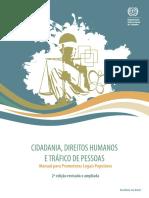 Cidadania, Direito Humanos e Tráfico de Pessoas