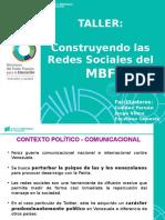Construyendo Las Redes Sociales Del Mbf