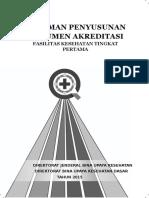 5-Pedoman Penyusunan Dokumen Akreditasi