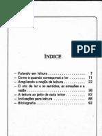 O que é Leitura - Maria Helena Martins