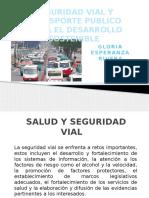 Seguridad Vial y Trasnporte Publico Hacia El Desarrollo