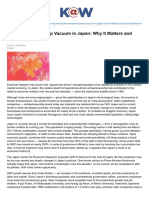 27. Knowledge.wharton.upenn.edu-The Entrepreneurship Vacuum in Japan Why It Matters and How to Address It