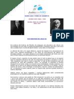 Jigoro Kano y Pirre de Coubertin