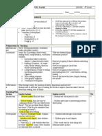 4thgr lesson plan day 2
