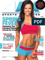 2016 APRIL ISSUE MAX SPORTS & FITNESS