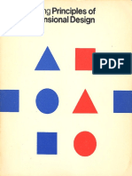 Principles of Two-dimensional Design by Wucius Wong