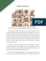Descripción de Códices