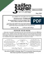 Shades of Green Garden Gazette 2010 5 May