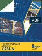 Catalogo Vigas GERDAU