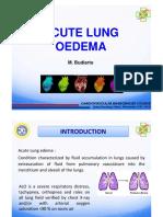 Acute Lung Edema - R. Mohammad Budiarto, MD, FIHA.pdf
