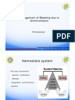 Management of Bleeding due to Antithrombotic - Soeharsohadi, MD, FIHA.pdf