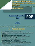 OSIM - DrStrencBazna2008 Model de Utilitate