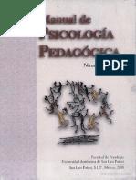 Manual de psicología Pedagógica - Nina Talizina.pdf