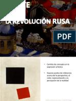 Revolucion Rusa Pintura
