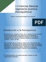 Introducción a la fisicoquimica