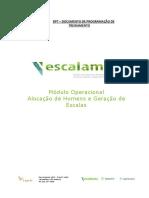 Apostilas Senior- Manual Alocação de Funcionários - Geracao Escalas