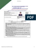 . NPC Admit Card