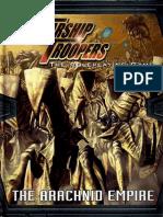 Starship Troopers - The Arachnid Empire