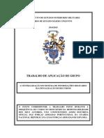 A CENTRALIZAÇÃO DO SISTEMA DE INFORMAÇÕES MILITARES