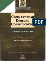 Como Estudiar Der Constitucional