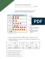 Guía de ejercicio pictogramas 2° 2015