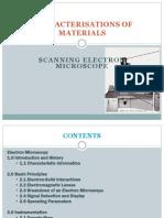 L6-Scanning Electron Microscopy