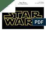 Star Wars- The Complete Timeline