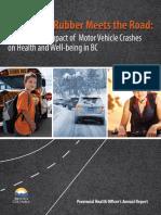 Reducing Motor Vehicle Crashes in B.C.