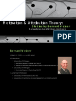 PSY 360 Bernard Weiner