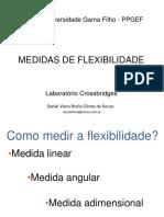 Avaliacao Flexibilidade