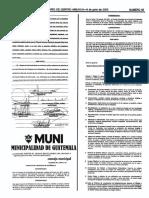 Acuerdo COM-011-03 (Marco Regulatorio Del Manejo y Revitalizacion Del Centro Historico)_09!06!2003