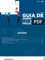 Guia de Sobrevivência Para Gestão de Projetos Ágil