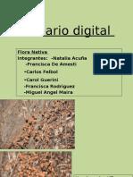 Herbario Digital Flora Nativa Chilena