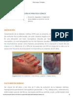 Endocrinología - Pie Diabético