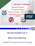 Seamanship Ch. 5