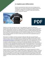 Ordenador Forensics empleos para delincuentes