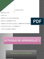 Etica Actividad de Aprendizaje 3