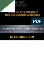 Formación de La Imagen en Radiología Digital Computada