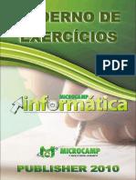 Exercicios Publisher