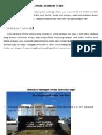 Identifikasi Paradigma Arsitektur Tropis Kelompok