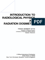 AttixCIntroduction to Radiological Physics and Radiation Dosimetryhap7