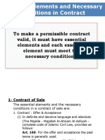 Elements of Contracts -6