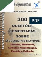 atos Administrativos - Apostila Amostra