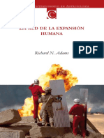 La Red de La Expansion Humana_Richard N Adams