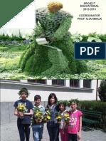 Proiect Educational-scoala de Flori 2012-2013