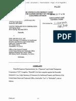 Supernus and United vs. U.S. Patent and Trademark Office