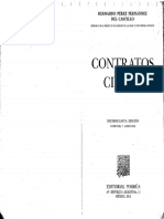 Contratos Civiles - Bernando Pérez Del Castillo