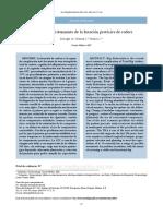 Evaluación y Tratamiento de La Luxación Protésica de Cadera