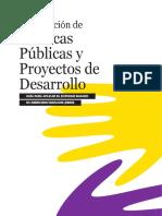Formulación de Políticas Públicas y Proyectos de Desarrollo GUÍA PARA APLICAR EL ENFOQUE BASADO EN DERECHOS HUMANOS (EBDH)