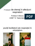 Poziţii Facilitatorii Ale Respiraţiei În Ortostatism